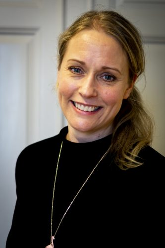 Hanna Fred-Ekman kommunikatör producent hos RUM