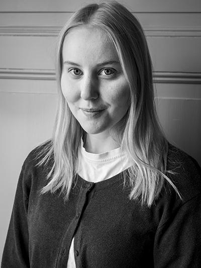 Caroline Näsström vice förbundsordförande