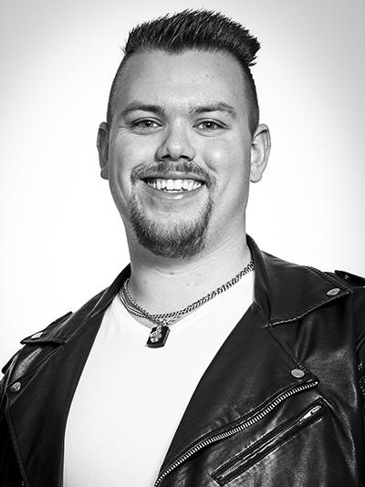 Danel Ingemarsson Wik förbundskassör RUM