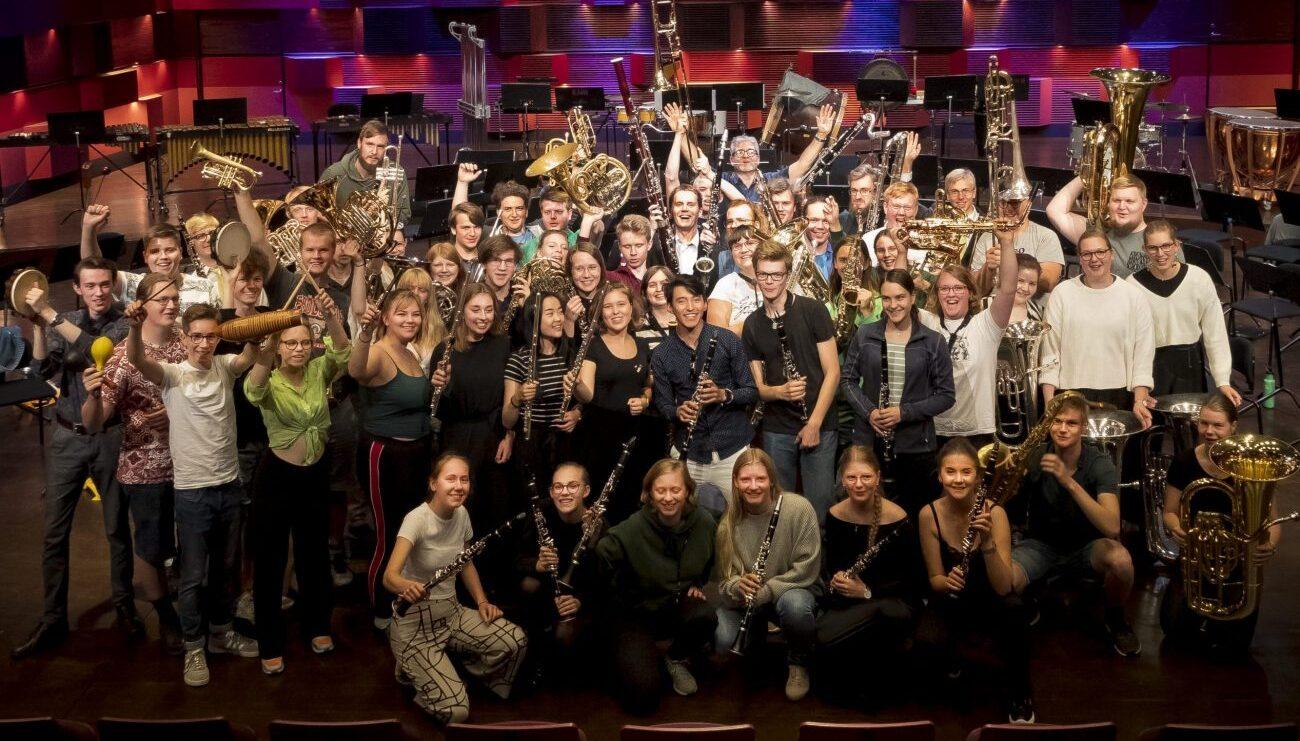 RUM:s blåslandslag 2019