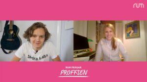 Avsnitt 2 RUM frågar proffsen Sabina Bisholt