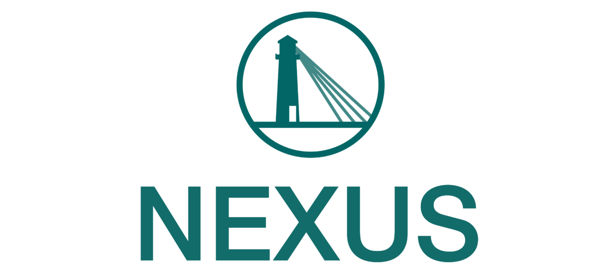 Logotyp Nexus treårigt projekt arvsfonden
