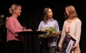 Framtidens Musikpris Kattis Ahlström